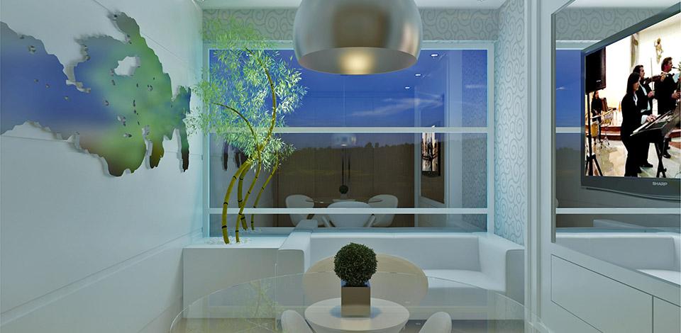 New House Nova Odessa - Conheça a Estrutura